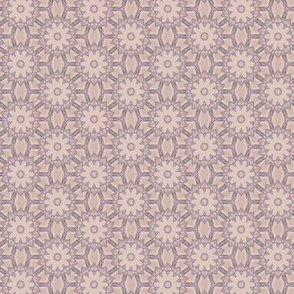 Purple_flowers_on_beige_smalPurple Contemporary Flowers on Beige Small © Gingezel™ 2013l
