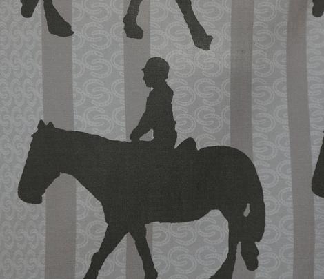 Horse Shoe Stripes