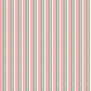 Mary Ann Kilrain stripe aqua