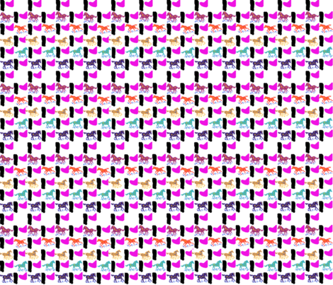 At_the_starting_gate fabric by scifiwritir on Spoonflower - custom fabric