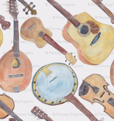 Chorus of Strings