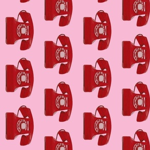 Call me! pink