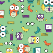 Geek Owls