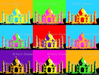 Pop Art Taj V2