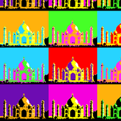 Pop Art Taj V2