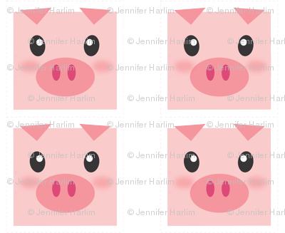Piggy Delight - Plushie/Cushion (special edition)