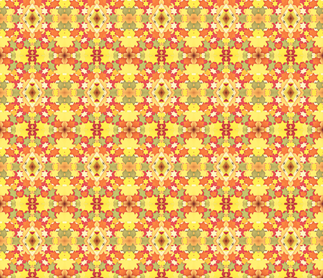 full of Happiness fabric by winterblossom on Spoonflower - custom fabric