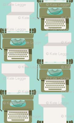 Typewriter_Vintage Mint