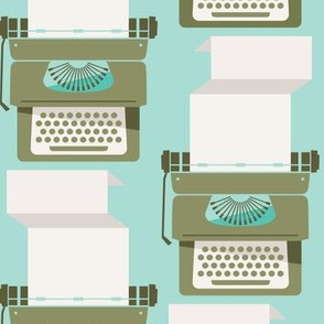 Typewriter_Vintage Mint