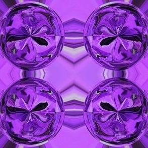 A Burst of Springtime Purple