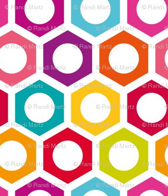 Hexagon Dot