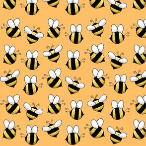 Bees Orange