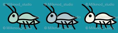 Ditsy Crickets Mini