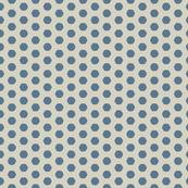 blue mexican dots