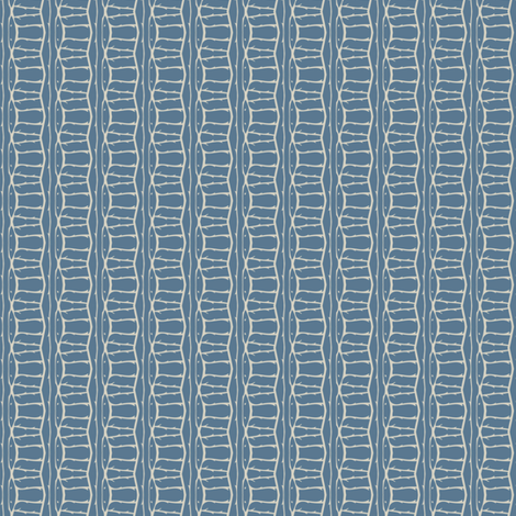 blue cactus basic #1 fabric by susiprint on Spoonflower - custom fabric