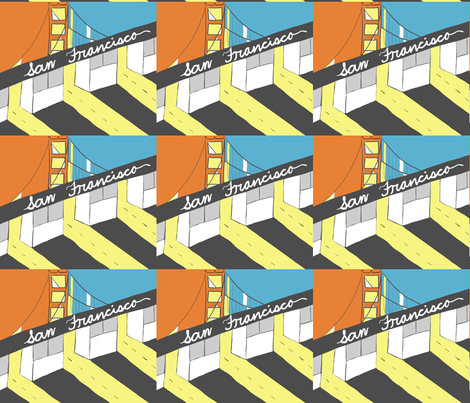 toll_booth fabric by bring_in_the_platypus on Spoonflower - custom fabric