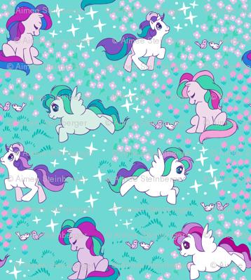 Magical Ponies V2.