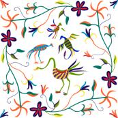 Otomi Birds_white
