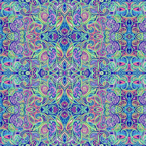 All-over Psychedelic