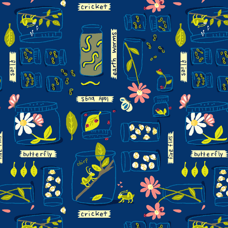 buggy_collections fabric by stacyiesthsu on Spoonflower - custom fabric