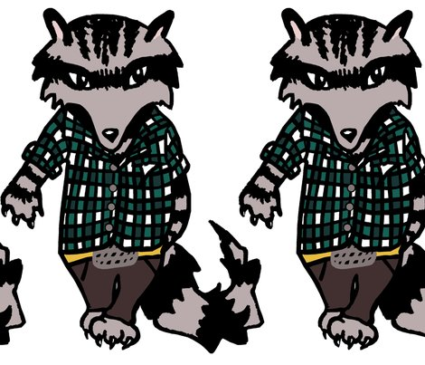 Raccoon_with_swaggerii_shop_preview