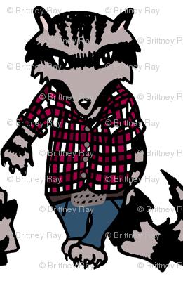Raccoon Swagger