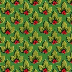 Christmas_Green_Berries
