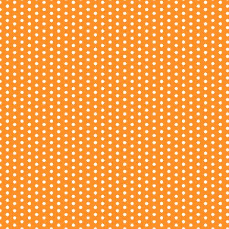 Citrus Orange Surprise fabric by holladaydesigns on Spoonflower - custom fabric