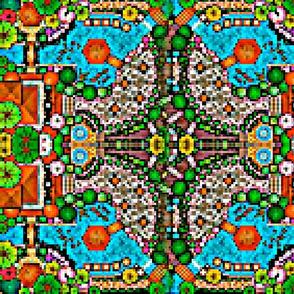 8-bit companion fabric