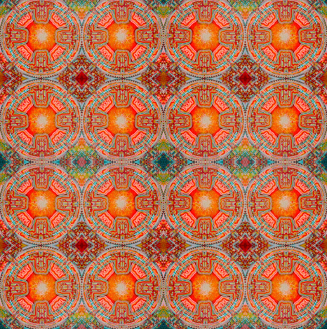 Like The First Morning fabric by loriwierdesigns on Spoonflower - custom fabric
