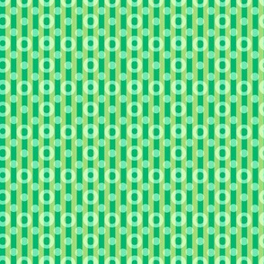 green serenity dotted stripes synergy0004