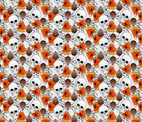Haunted_skulls_spiders_and_candy_corn_shop_preview