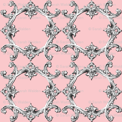 The Rococo Swag ~ Pink of Perfection