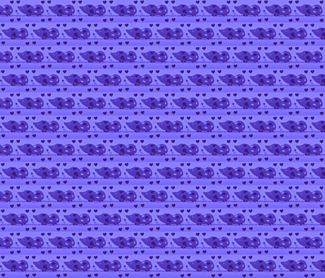 Pom Pom fabric by winterblossom on Spoonflower - custom fabric