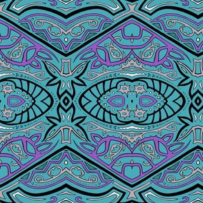 TAIFO 3a - sky, lilac, grey