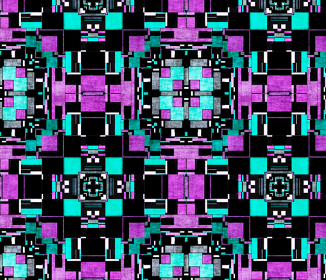 deco 1 fabric by kociara on Spoonflower - custom fabric