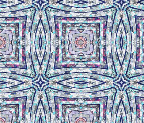 collage 11 fabric by kociara on Spoonflower - custom fabric