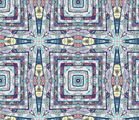 collage 14 fabric by kociara on Spoonflower - custom fabric