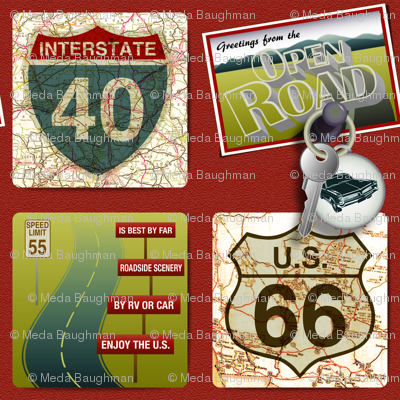 Signs & Maps
