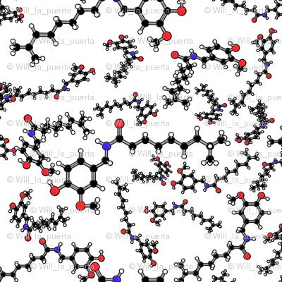 Capsaicin - Blank