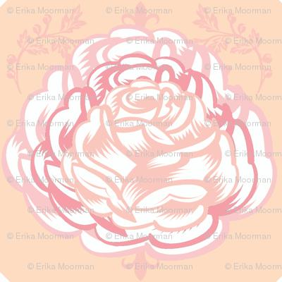Rose Blossom 6 - in Sorbet
