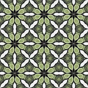 Emerald Green Irish Tile