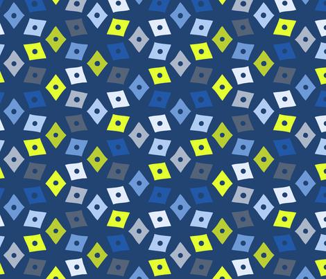 modern basic hawaii#1 fabric by susiprint on Spoonflower - custom fabric