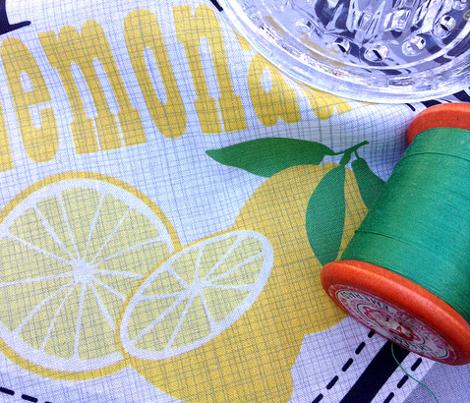 Julie's Lemonade Labels