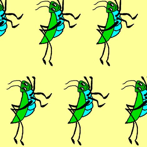 converting_crickets_1 fabric by taybird on Spoonflower - custom fabric