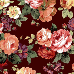 KH_0231 Antique Floral-5
