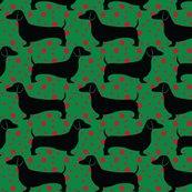 Rrxmas_dachshund_black_green_shop_thumb