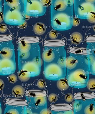 Fireflies of the Mason