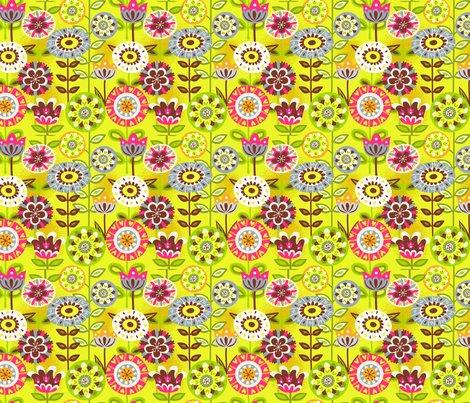 Miriam-bos-retro-flowers-geel_shop_preview