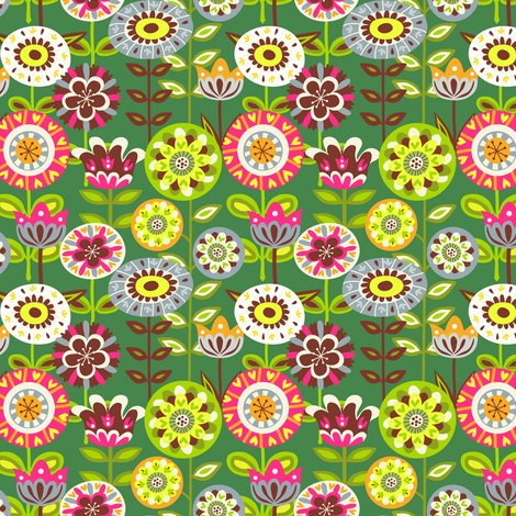 Rmiriam-bos-retro-flowers-green_shop_preview